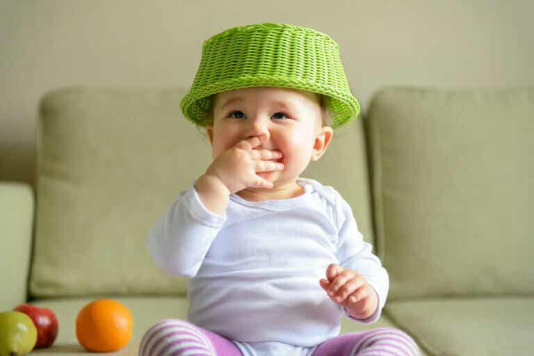 Skattekurven: En leg for babyer