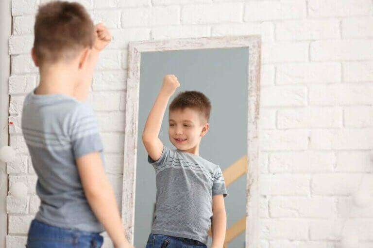 Vigtigheden af kropspositivitet omkring børn