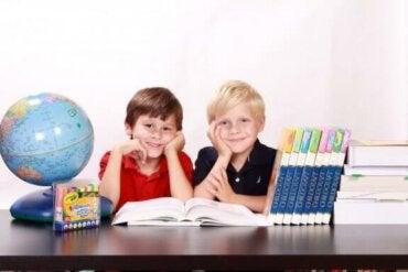3 ideer til at indrette dine børns lektierum