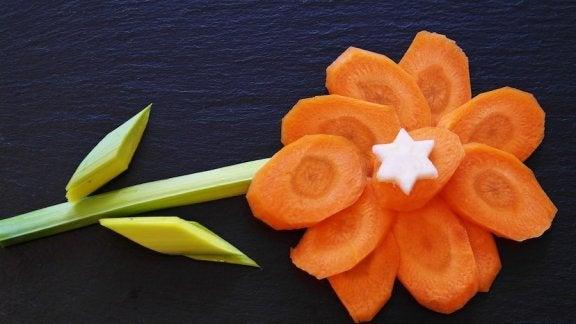 4 opskrifter med gulerødder til børn