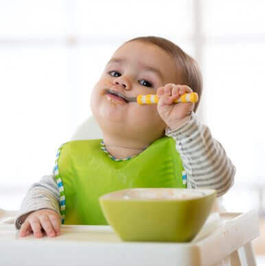 6 typer af hagesmække til babyer