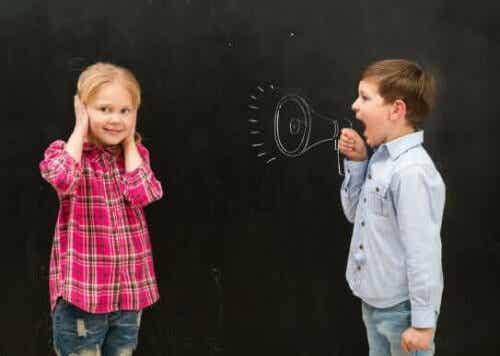 Mit barn råber altid: Hvad kan jeg gøre?