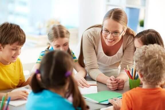 Børn der mangler respekt overfor deres lærere