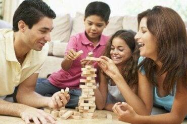 Symbolsk tankegang hos børn: 6 øvelser