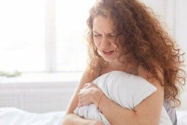 Hvorfor har du lyst til at græde, når du har menstruation?