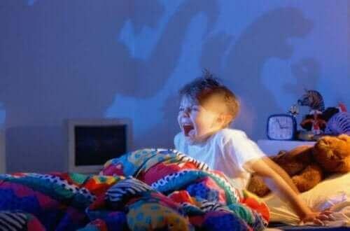 5 tips til at undgå mareridt hos børn