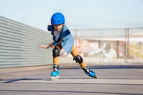 Fysisk aktivitet kan forhindre fedme i barndommen