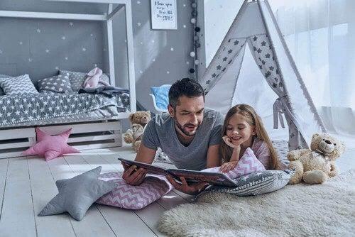 Tips til at introducere børn til læsning