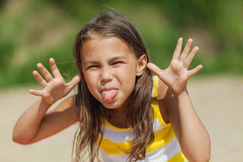 Lær dit barn ikke at gøre nar af andre