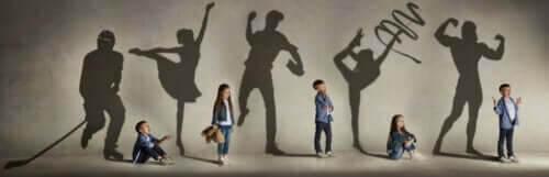 Et show rettet mod børn