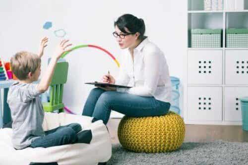 Hvad er pædiatrisk psykologi?