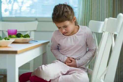 Hvad man kan gøre ved fordøjelsesproblemer hos børn