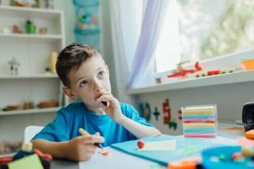 Tal til børn, så de lærer at tænke selvstændigt