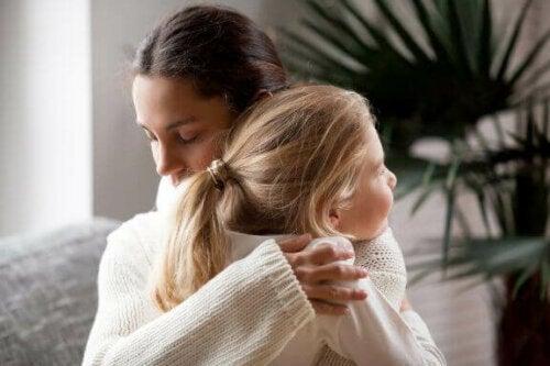 Hvordan kan man hele et forælder-barn forhold?