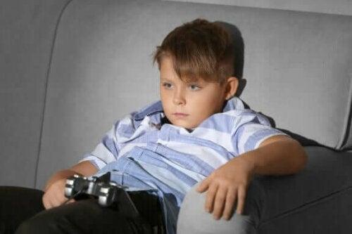 Hvordan man kan forebygge en inaktiv livsstil hos børn