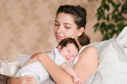 Når du skal hjem fra hospitalet efter fødslen