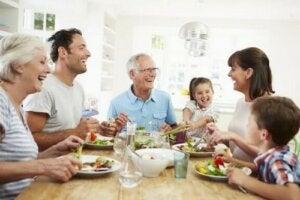 Sådan viser du, at du elsker din familie