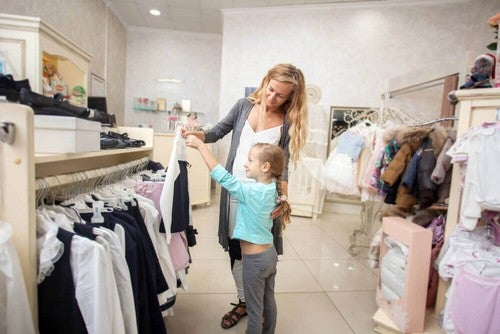 Shopping er uformel læring