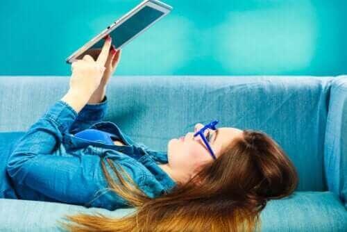 Børnebøger på e-bogsplatforme