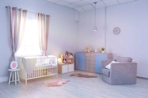 Brugbare idéer til at indrette et babyværelse
