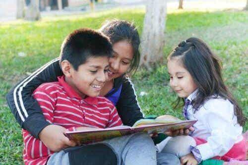 Forældrestile og børns personlighed
