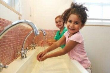 Hvad er fordelene ved rutiner for børn?