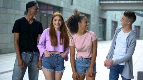 glade teenagere