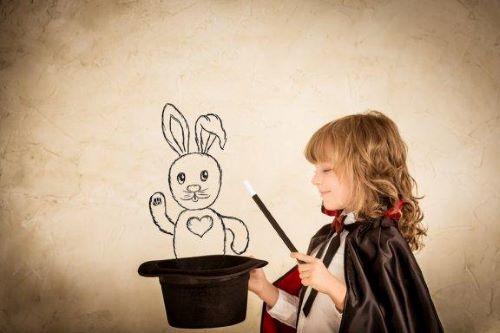 4 sjove magiske tricks for børn