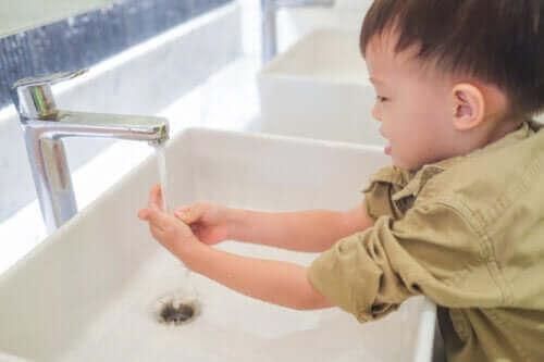 6 vigtige ændringer mellem alderen 2 og 3
