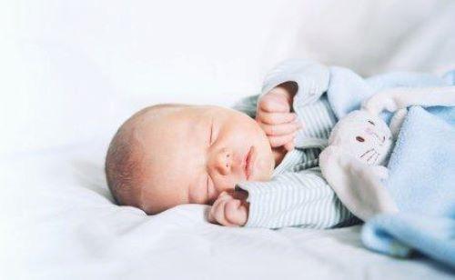 baby der sover