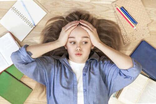 Hjælp en teenager med læringsvanskeligheder