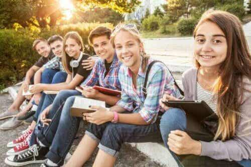 Hvorfor er unge lettere at påvirke?