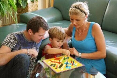Vigtigheden af familielivet derhjemme