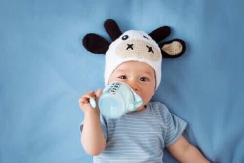 Undgå stress, når du besøger andre sammen med din baby