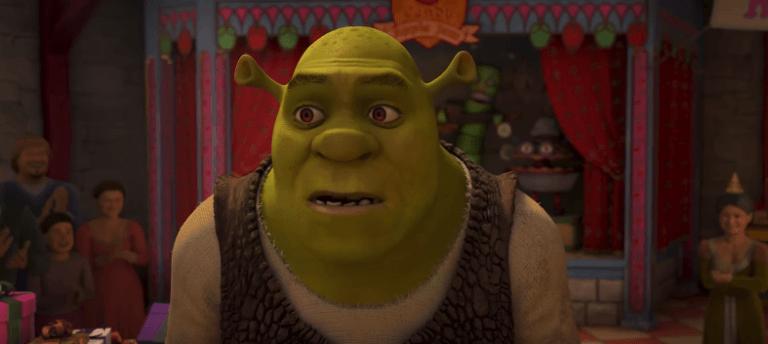 Film med positive budskaber: Shrek.