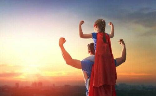 Hvordan du kan opdrage børn med et positivt selvværd