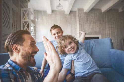 Afhold børn fra at søge godkendelse hos andre