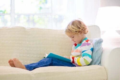 Hjælp børn med læringsvanskeligheder med at forstå det, de læser