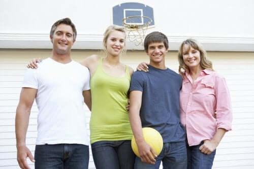 aktiv familie