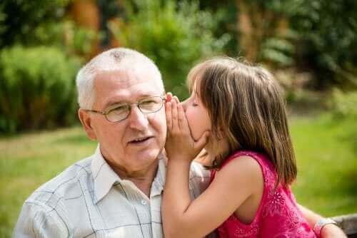 Konsekvenser af slavesyndromet hos bedsteforældre
