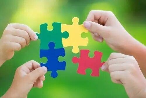 5 psykologiske fordele ved puslespil for børn