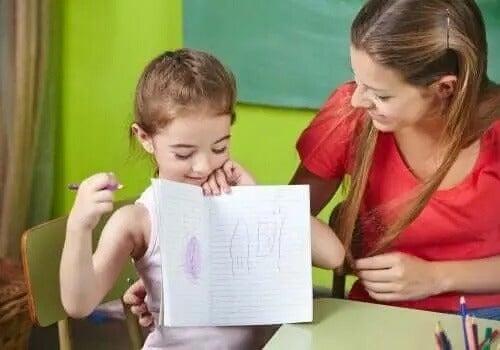 Børnepædagogik: Primære karakteristika og mål