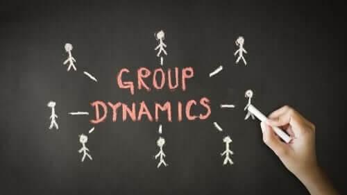 Fordele ved gruppedynamik for unge