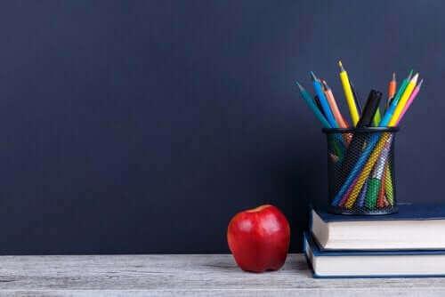Læseplansberigelseshjørner i klasseværelset
