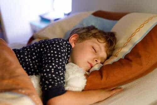 Vigtigheden af at have en sengetidsrutine