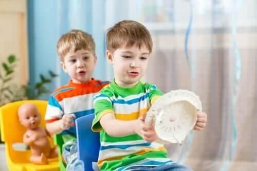 Alt, du skal vide om improvisationsteater for børn