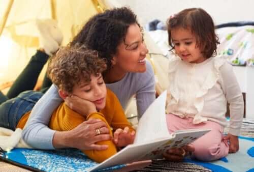 Fejr den internationale dag for børnebøger