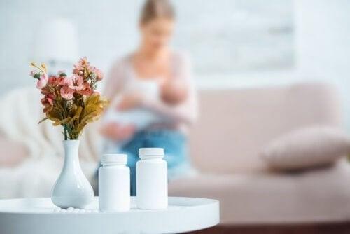 Amning og antibiotika: Hvad du bør vide