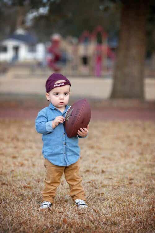 Hvad man kan forvente af en to-årig