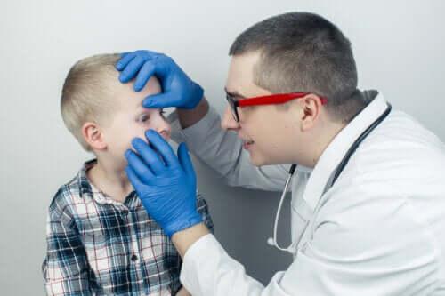 5 almindelige børnesygdomme forårsaget af bakterier